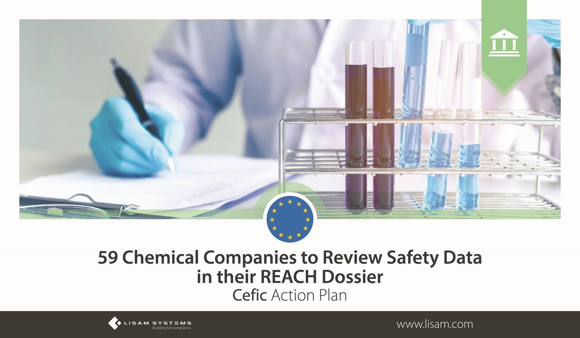 59 Chemical Companies to Review Safety Data in their REACH