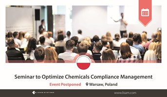 Free Seminar to Optimize Chemicals Compliance Management