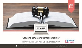 GHS and SDS Management Webinar