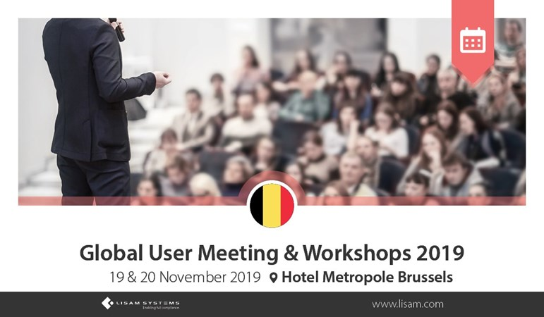 Save the Dates: Global User Meeting & Workshops