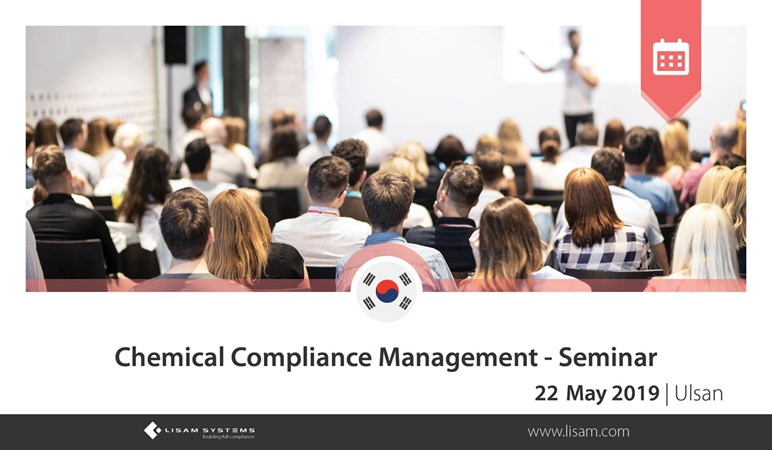 Chemical Compliance Management - Seminar